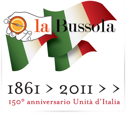 la bussola Unità d'Italia