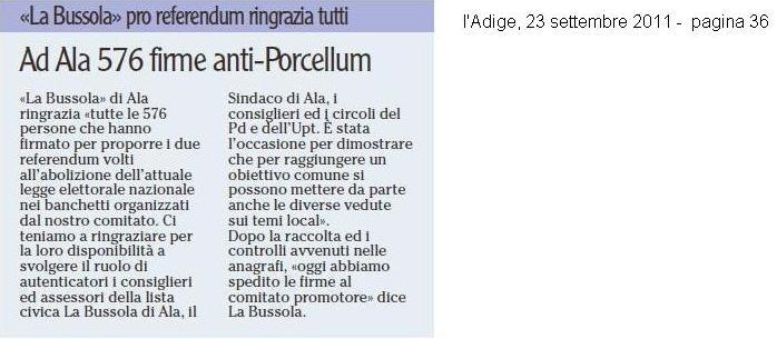 l'Adige 23 settembre 2011